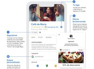 """Herramienta gratuita """"Google Mi Negocio"""" anuncia nuevas funciones para las PyMEs en Panamá"""