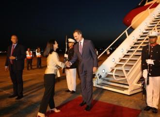 Arribó al país el Rey de España para asistir a la investidura del Presidente electo de la República de PanamáLaurentino Cortizo Cohen