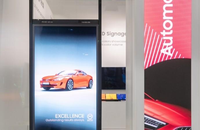Digital Signage de Samsung: la manera inteligente de llegar a clientes nuevos y potenciales