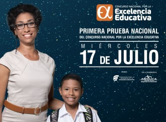 Primera Prueba Nacional por la Excelencia Educativa será el próximo 17 de Julio