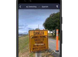 Traduce con la cámara de tu celular instantáneamente a más de 100 idiomas