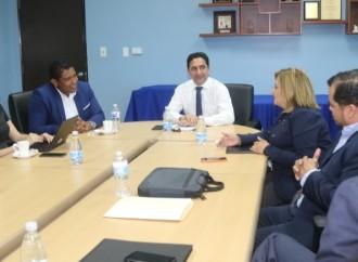 Autoridad Nacional para la Innovación Gubernamental y Tocumen S.A. se reúnen para integrar proyectos tecnológicos