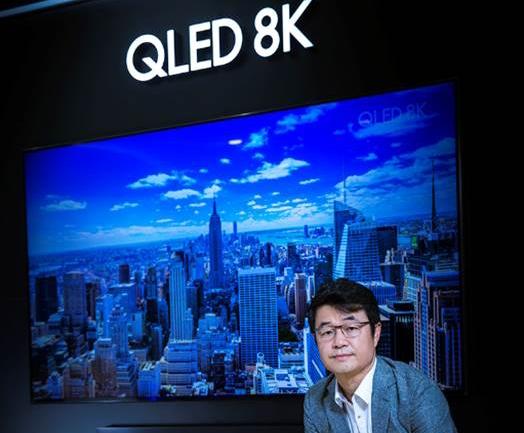 QLED 8K: Samsung trae la tecnología del futuro al presente