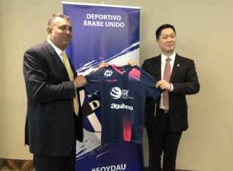 El Club Deportivo Árabe Unido y Sinolam Smarter Energy firman convenio de Patrocinio