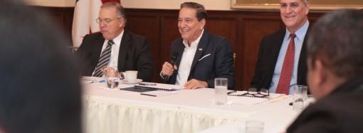 Presidente Cortizo Cohen reitera disposición del Gobierno de apoyar los Juegos Centroamericanos y del Caribe en Panamá