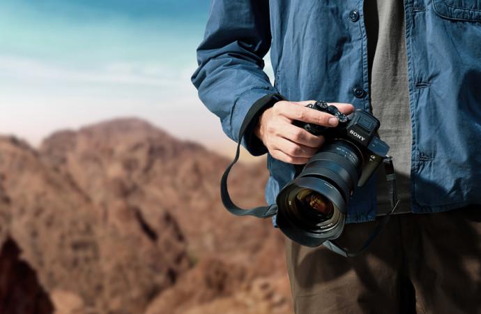 Sony presenta la cámara Alpha 7R IV de alta resolución con el primer sensor de imagen de fotograma completo retroiluminado de 61.0 MP del mundo