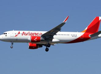 Avianca inicia vuelos directos desde Bogotá a Asunción y a Montevideo