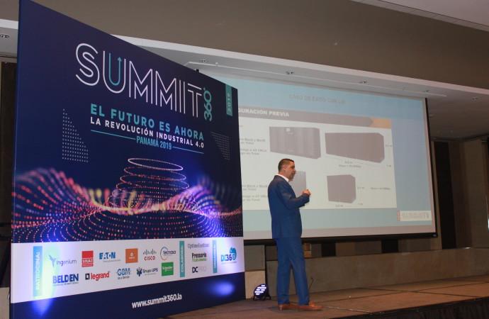 Panamá tiene gran demanda de datos y requiere baja latencia para que dispositivos del Internet de las cosas y la red 5G tengan rápida respuesta