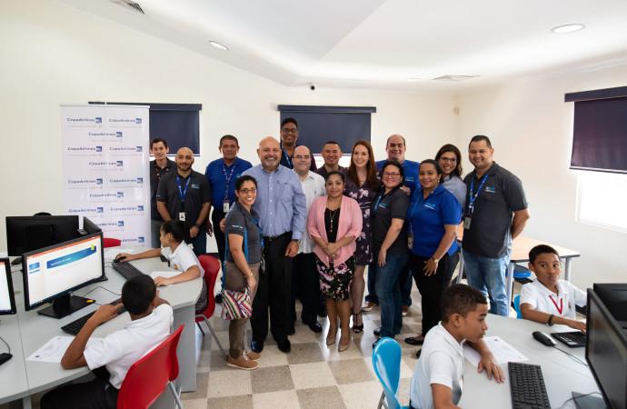 Copa Airlines contribuye con más de $200 Mil al desarrollo educativo integral de la comunidad de El Chorrillo