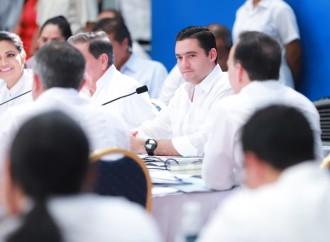 Vicepresidente y Ministro de la Presidencia Carrizo presentará ante la AN, propuesta de anteproyecto de reformas constitucionales
