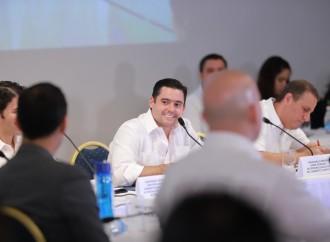 """Vicepresidente Carrizo Jaén: """"le devolveremos a Panamá la buena imagen turística"""""""