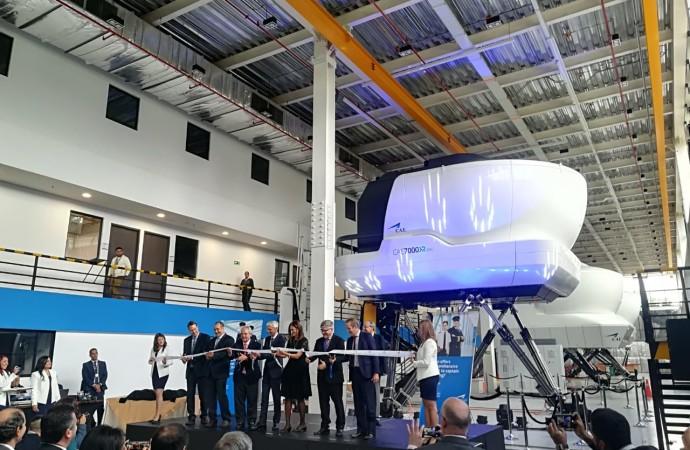 CAE inaugura nuevo centro de entrenamiento de vuelo con Avianca como cliente ancla