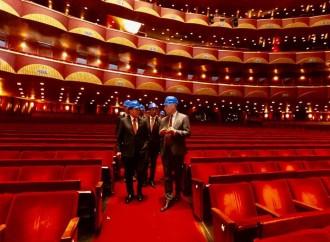 Presidente Cortizo Cohen 'replanteará' Atlapa para convertirlo en centro cultural
