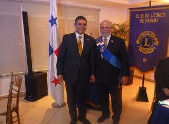 Nueva Junta Directiva delClub de Leones de Panamá