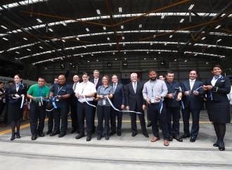 Copa Airlines inaugura moderno centro de mantenimiento en Panamá y fortalece industria aérea del país y la región