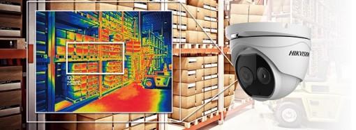 Hikvision lanza cámara térmica biespectral Deep Learning Turret