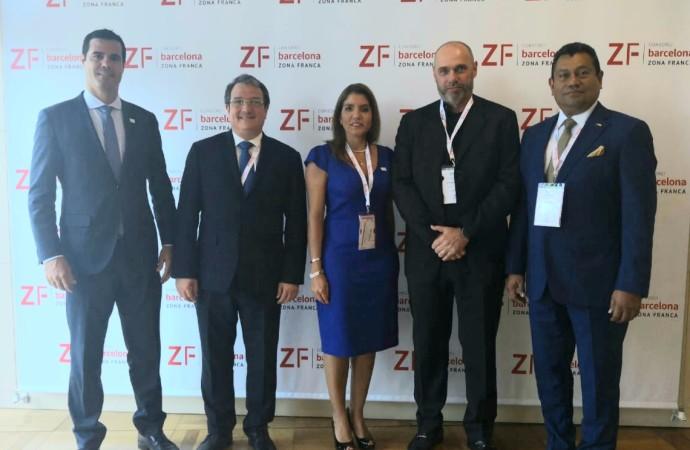 Destacada participación de la Asociación de Usuarios de la Zona Libre de Colón en Conferencia Anual de Zonas Francas