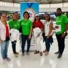 Multivoluntarios en apoyo a la XX Caminata Susie Thayer