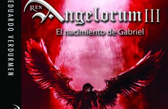 Eduardo Verdurmen presentará en la Feria Internacional del Libro de Panamá, el final de la trilogía Rex Angelorum