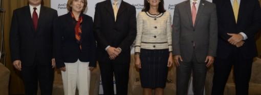 """AmCham impulsa diálogo entre los sectores público y privado para potenciar el """"Panama Hub"""""""