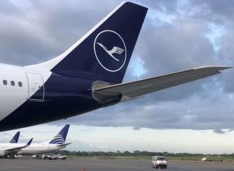 Lufthansa aterriza con imagen renovada en Panamá