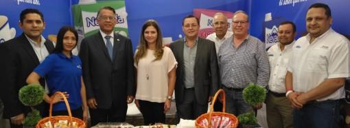 Productos Nevada participó en el XXIV Congreso Nacional Lechero de Aprogalpa