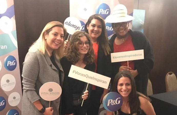 Procter & Gamble y Voces Vitales empoderan a la mujer panameña