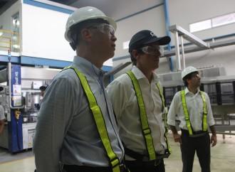 Delegación de la Embajada de la República Popular China en Panamá visita las instalaciones de la Cervecería Nacional
