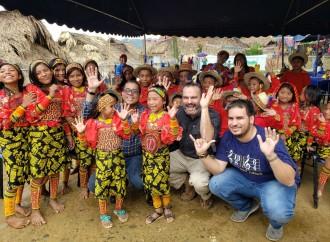 INAC celebra Día internacional de los pueblos indígenas durante festival de arte guna en Madugandí
