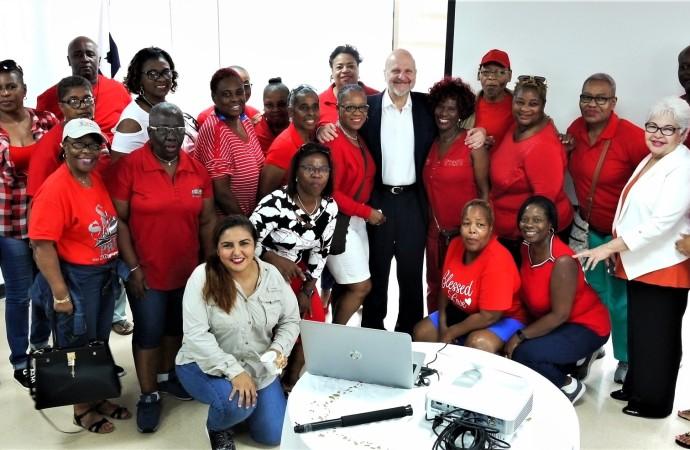 Bahamas,nuevo turista de compras en Zona Libre de Colón
