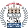 PIZZOLANTE gana el Silver Stevie® Award 2019 en el International Business Awards®