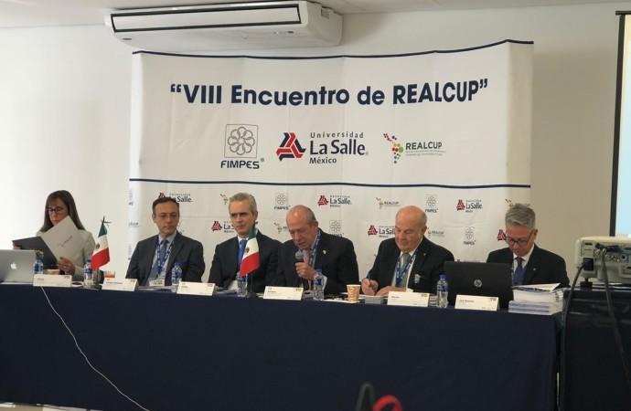 Panamá participó en el VIII Encuentro de la Red de Asociaciones Latinoamericanas y Caribeñas de Universidades Privadas (REALCUP)
