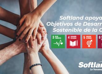 Softland apoya los Objetivos de Desarrollo Sostenible de la ONU