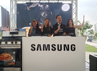 Desafío de Influencers de Samsung tuvo una final de película