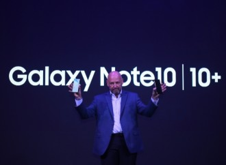 El nuevo Galaxy Note10 hace su llegada triunfal a Panamá