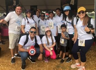 Parque Eólico Laudato Si´ participa en Relevo por la Vida 2019