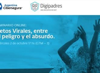 ESET invita a reflexionar sobre los retos virales en redes sociales