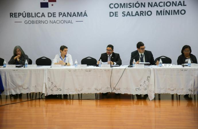 Consultas de la Comisión de Salario Mínimo inician en Colón