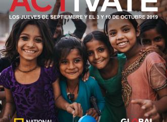 """National Geographic, en asociación con P&G, estrena """"ACTÍVATE"""" una nueva serie sobre las principales problemáticas mundiales"""