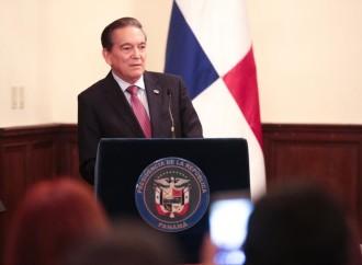 Presidente Cortizo Cohen reitera su compromiso de combatir la corrupción
