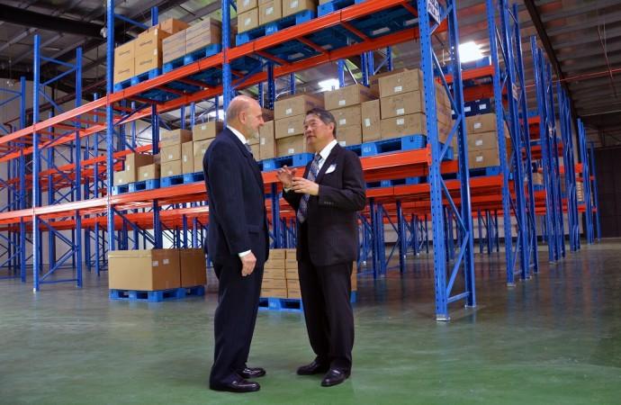 Empresa japonesa AISIN inaugura nuevo centro de distribución regional en Zona Libre de Colón