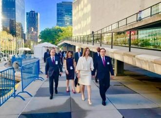 Presidente Cortizo Cohen participará en Asamblea General de la ONU