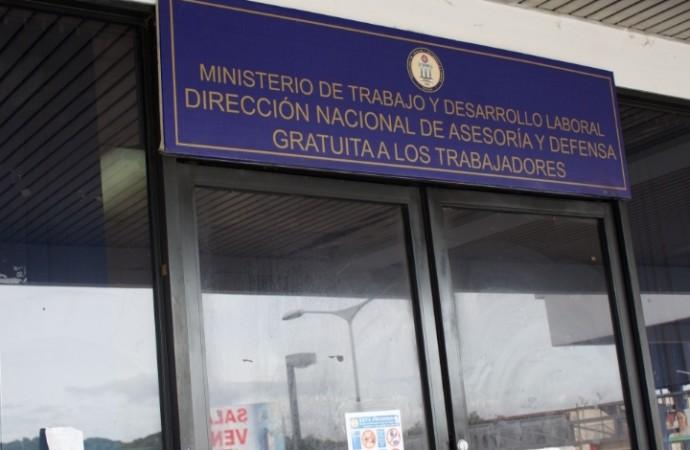 Defensoría Gratuita del Mitradel, garantiza pago a trabajadores por B/. 278,158.81