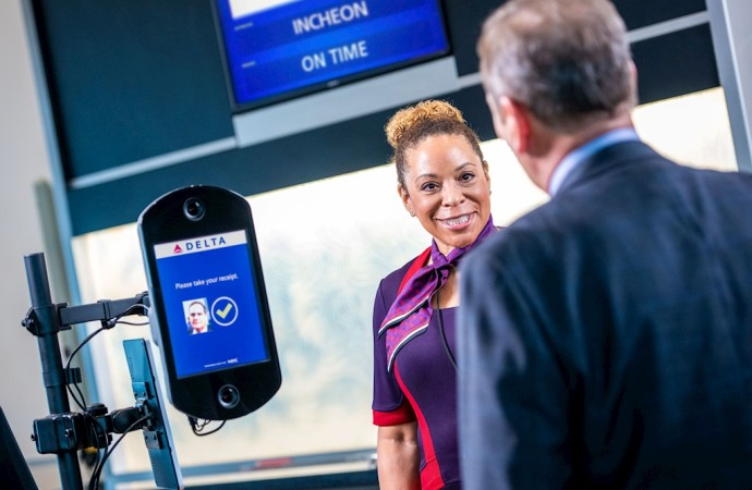El plano para el futuro: Cómo Delta está impulsando cambios en la industria en viajes internacionales con la tecnología biométrica