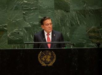 Presidente Cortizo Cohen ofrece a Panamá para un diálogo que resuelva conflictos regionales