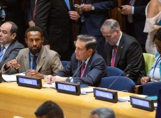 Presidente Cortizo Cohen: «Asamblea de la ONU, herramienta para alcanzar objetivos multilaterales»