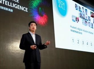 HUAWEI sigue adelante con TECH4ALL ayudando a otras 500 millones de personas a beneficiarse de la tecnología digital