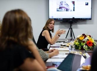 Primera Dama de la República participa del segundo encuentro de ALMA