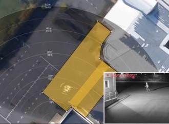 De la noche al día: sistemas de vigilancia más precisos gracias al radar