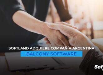 Softland adquiere compañía argentina Balcony Software